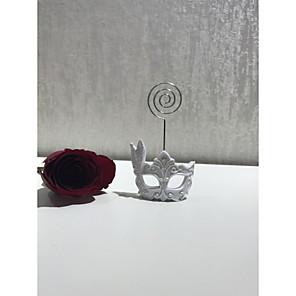 povoljno Raspored sjedenja i držači kartica-Štras Plastična smola Držač kartice za mjesto Uspravni stič 1 pcs