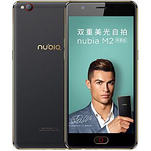 "abordables Smartphone-NUBIA M2 Lite 5.5 pouce "" Smartphone 4G (3GB + 64GB 13 mp MediaTek MT6750 3000 mAh mAh) / 1280x720"