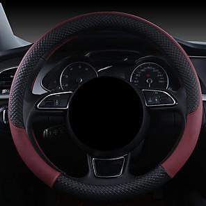 economico Copristerzo per auto-Copristerzo per auto vera pelle 38cm Blu / Borgogna / Viola Per Hyundai Elantra / IX35 / Mistra Tutti gli anni