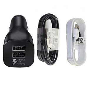 cheap RC Cars-Car Charger USB Charger Universal Charger Kit / Multi Ports 2 USB Ports 3.1 A for