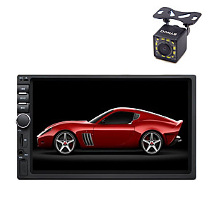 cheap Car DVD Players-LITBest 7 inch 2 DIN Other OS Touch Screen / Micro USB / MP3 for universal Support / Built-in Bluetooth / Radio / AVI / Mp3 / JPEG