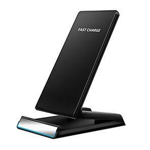 cheap Wireless Chargers-10w Fast Wireless Charger for iPhone X iPhone 8 8 Plus Samsung S8 Plus S9 S9 Plus Note 8 Google Nexus 5/6/7 Or Built-in Qi Receiver Smart Phone