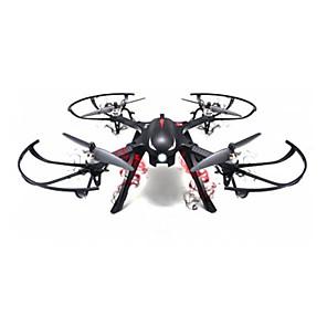 povoljno Industrijska zaštita-RC Dron MJX B3 4 kanala 6 OS 2.4G RC quadcopter Flip Od 360° U Letu / Naglavačke Leta RC Quadcopter / Daljinski Upravljač