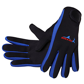cheap Wetsuits, Diving Suits & Rash Guard Shirts-Dive&Sail Diving Gloves 1.5mm Neoprene Neoprene Wetsuit Gloves Anti-skidding Diving Surfing Boating