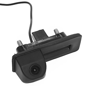 cheap Car Rear View Camera-ZIQIAO CCD HD Night Vision Car Camera for Skoda Roomster Fabia Octavia Superb for Audi A1