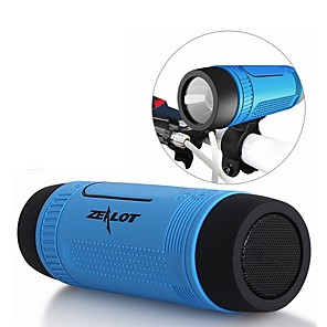 cheap Outdoor Speakers-ZEALOT ZEALOT Bookshelf Speaker Outdoor Bluetooth Speaker Mini Style For