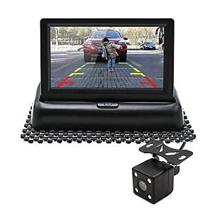 cheap Car Rear View Camera-ZIQIAO Car Rear View Reversing Visual Monitor System