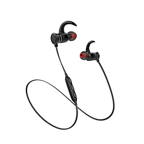 cheap Others-AWEI Neckband Headphone Wireless Bluetooth 4.1 Stereo with Volume Control Sport Fitness