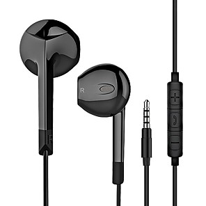 cheap Bluetooth Car Kit/Hands-free-Earphones (Earbuds, In-Ear) Wired Headphones Piezoelectricity Plastic Shell Mobile Phone Earphone Headset