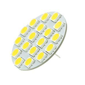 cheap Light Bulbs-SENCART 1pc 5 W LED Bi-pin Lights 540 lm G4 T 18 LED Beads SMD 5730 Decorative Warm White Cold White 12-24 V