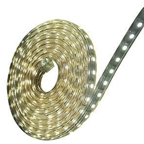 cheap Costume Wigs-ZDM 6M LED Light Strips Flexible Tiktok Lights 360PCS 5050 SMD 12mm LED Single Core Outdoor Waterproof Flexible Tape Rope EU Plug AC 220V