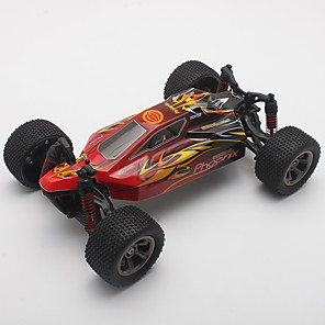 cheap Outdoor IP Network Cameras-RC Car S915 6 Channel 2.4G Off Road Car 1:12