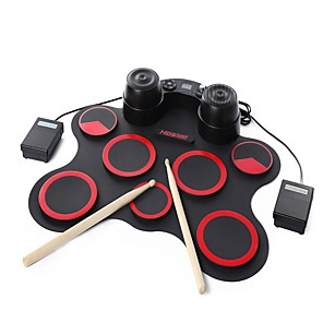 cheap Amplifiers & Effects-Percussion Portable Music USB Plastics Musical Instruments