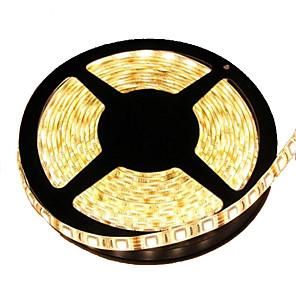 cheap LED Strip Lights-KWB 5M LED Light Strips Waterproof Tiktok Lights 72W 300*5050 SMD 10mm 4800LM Warm White Light LED Strip Lamp(DC12V)