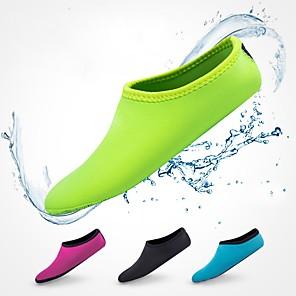 cheap Water Shoes & Socks-SBART Men's Women's Water Socks Aqua Socks Neoprene Anti-Slip High Strength Softness Barefoot Yoga Swimming Diving Surfing Snorkeling Beach - for Adults