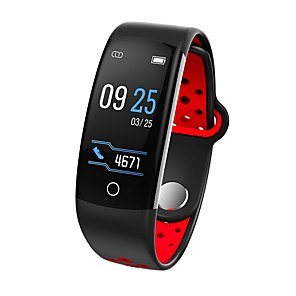cheap Smart Wristbands-Smart Watch BT 4.0 Fitness Tracker Support Notify & Sports Tracker Waterproof Wristband Compatible Android & IOS Mobiles