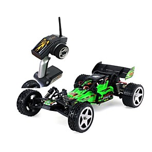 cheap Reborn Doll-RC Car WLtoys WL L202 2.4G On-Road / Rock Climbing Car / Off Road Car 1:12 Brushless Electric 40 km/h