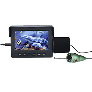 cheap Bluetooth Car Kit/Hands-free-15M 1000TVL Fish Finder Underwater Fishing Camera 4.3 LCD Monitor 6PCS 1W IR LED Night Vision Camera For Fishing