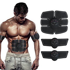 cheap Body Massager-Wireless Muscle Stimulator Trainer Smart Fitness Abdominal Training Electric Weight Loss Stickers Body Slimming Belt