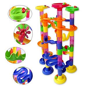 cheap Music Boxes-Marble Run Stress and Anxiety Relief A Grade ABS Plastic Kid's Boys' Girls' Toy Gift 105 pcs