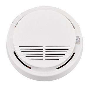 cheap Security Sensors-Smart Home Security Sensor Smoke & Gas Detectors Platform Smoke Detector for Indoor Light & Sound Alarm SS-168