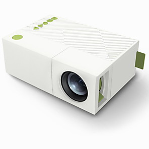cheap Home Security System-Smart LCD Projector AV DC HDMI Micro-SD-USB USB Microphone HighQuality Mini Portable High Resolution