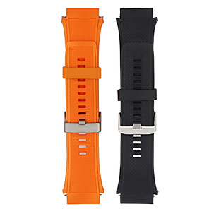 cheap Smartwatch Bands-Watch Band for Huawei Watch 2 Huawei Sport Band Silicone Wrist Strap