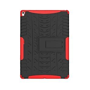 cheap iPad case-Case For Apple iPad Mini 5 / iPad New Air(2019) / iPad Air Shockproof / with Stand / Armor Back Cover Armor Hard PC / iPad Pro 10.5 / iPad (2017)