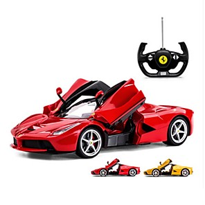 cheap RC Cars-RC Car Rastar Rastar Licensed RC Car 2.4G On-Road / Drift Car 1:12 Brushless Electric 8.2 km/h