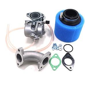 cheap Fuel Systems-VM22 Mikuni PZ26 Carb Manifold Oil Seal Air Filter For Lifan 110CC YX 125cc Dirt Pit Bike ATV