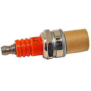 cheap Auto Parts-Color L7T Spark Plug For 2 Stroke Mini Quad Chainsaw Pocket Bike