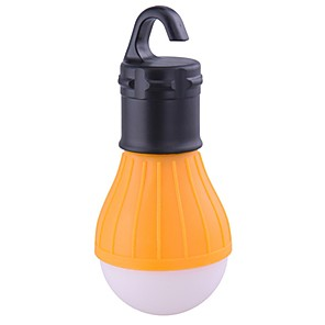 cheap LED Camping Lights-Camping Outdoor Lights Emergency Light Waterproof 3 Modes Dimmable AAA Batteries Powered 1pc