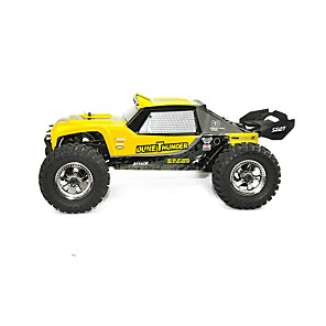 cheap RC Cars-RC Car HAIBOXING HAIBOXING 12891 2CH 2.4G Truck / 4WD 1:12 Brush Electric 36 km/h
