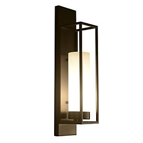 povoljno Zidni svijećnjaci-Mini Style / Kreativan Suvremena suvremena / Zemlja Zidne svjetiljke Study Room / Office / Magazien / Cafenele Metal zidna svjetiljka IP68 110-120V / 220-240V 60 W / E26 / E27