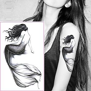 cheap Tattoo Stickers-5 pcs Tattoo Stickers Temporary Tattoos Cartoon Series Body Arts Wrist
