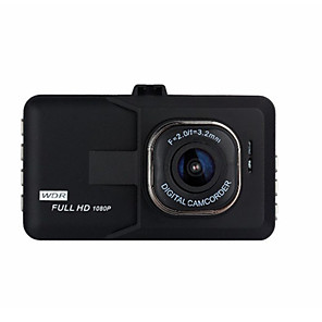 cheap Car DVR-1080p Night Vision Car DVR 140 Degree Wide Angle 3 inch Dash Cam with motion detection No Car Recorder