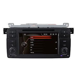economico Lettori DVD per auto-Factory OEM 7 pollice 1 Din Windows CE 6.0 Bluetooth integrato / GPS / RDS per BMW Supporto / Schermo touch / DVD-R / RW / CD-R / RW