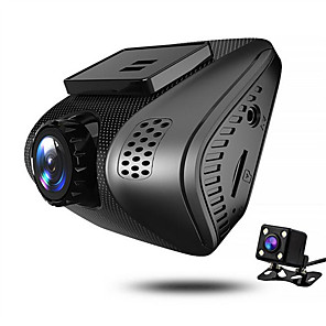 cheap Car DVR-JUEFAN J3 720p / 1080p Night Vision Car DVR 140 Degree Wide Angle 2 inch Dash Cam with motion detection 4 infrared LEDs Car Recorder / 2.0