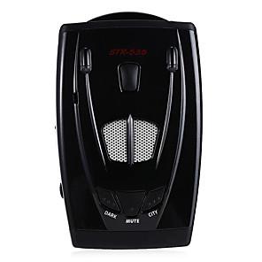 cheap Car Rear View Camera-STR535  360 Degree Wireless Car Radar Detector Speed Voice Alert Alarm Warning Anti Radars Police Speed Auto X CT K La For Car(Russian Version)
