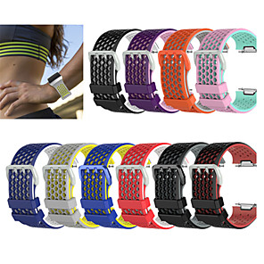 cheap Smartwatch Bands-Watch Band for Fitbit ionic Fitbit Sport Band Silicone Wrist Strap