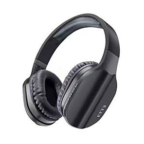 abordables Téléphones Portables-TB-806 Casque sur l'oreille Sans Fil Bluetooth 4.1 Avec contrôle du volume Confortable Voyage et divertissement