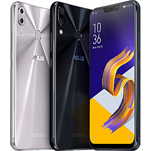 "cheap Cell Phones-Clearance ASUS ZenFone 5 6.2 inch "" 4G Smartphone (4GB + 64GB 8 mp / 12 mp Snapdragon 636 3300 mAh mAh) / Dual Camera"