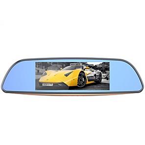 cheap Micro Cameras-Camlive H2 1080p Night Vision Car DVR 170 Degree Wide Angle 7 inch Dash Cam with GPS / G-Sensor / Loop recording Car Recorder / ADAS