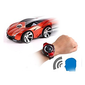 cheap RC Cars-RC Car Watch Control Car 2.4G Car 1:24 Brush Electric KM/H