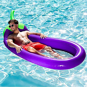 cheap Inflatable Ride-ons & Pool Floats-Inflatable Pool Floats PVC Inflatable Durable Swimming Water Sports for Adults 270*110*20 cm