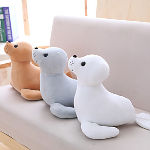 cheap Stuffed Animals-1 pcs Stuffed Animal Plush Toys Plush Dolls Stuffed Animal Plush Toy Marine animal Cute Lovely Acrylic / Cotton Imaginative Play, Stocking, Great Birthday Gifts Party Favor Supplies Teenager