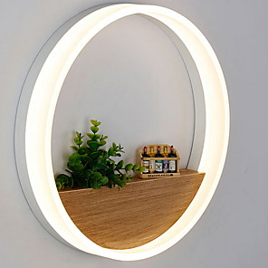 cheap Indoor Wall Lights-Modern / Contemporary Wall Lamps & Sconces Living Room / Bedroom Acrylic Wall Light 220-240V 13 W / LED Integrated