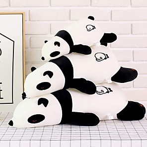 cheap Stuffed Animals-1 pcs Stuffed Animal Plush Toys Plush Dolls Stuffed Animal Plush Toy Panda Lovely Flannel Imaginative Play, Stocking, Great Birthday Gifts Party Favor Supplies Teenager
