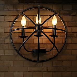 cheap Indoor Wall Lights-Wall Lamps & Sconces Living Room Bedroom Metal Wall Light 110-120V 220-240V E14
