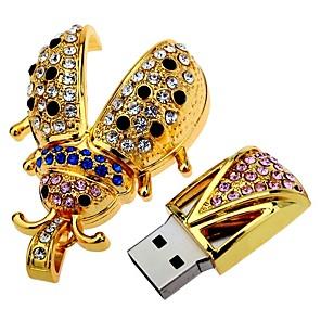 cheap USB Flash Drives-Ants 8GB usb flash drive usb disk USB 2.0 Metal Lovely